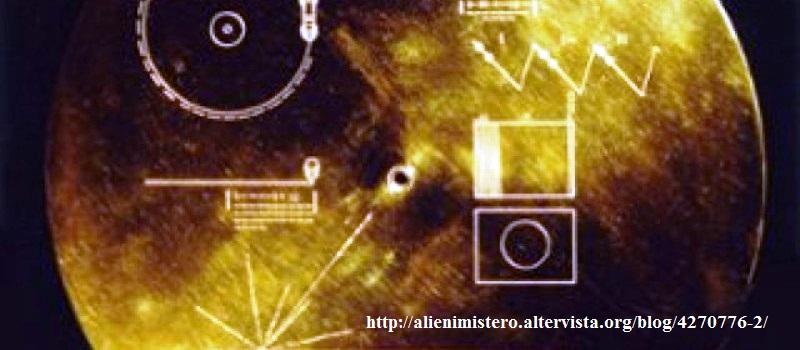 Nel1977, l'idea di inviare in due sonde un disco, per far sapere agli extraterrestri chi fossero i terrestri.