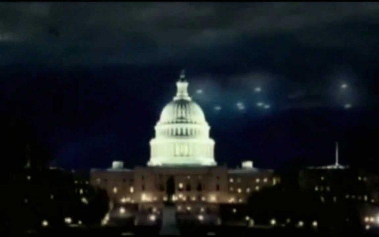 Quando gli UFO hanno sorvolato la Casa Bianca
