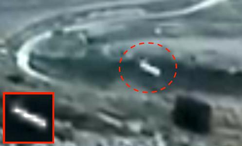 UFO, possibilmente un oggetto extraterrestre