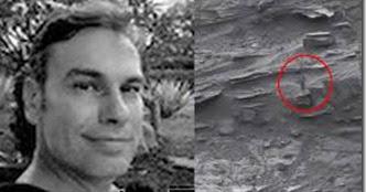 Scott C Waring e l'UFO sopra le Alpi