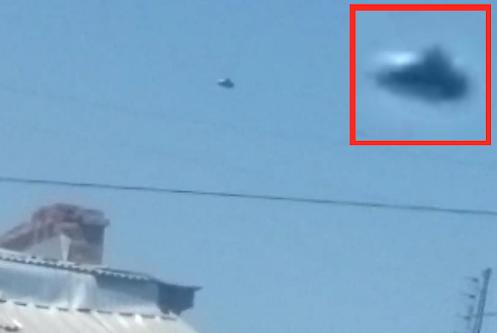 Avvistamento UFO 2019 Armenia