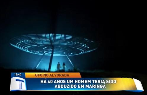 Rapimento alieno in Brasile 40 anni fa